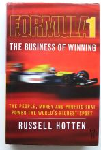 FORMULA 1 THE BUSINESS OF WINNING (Hotten. 1998)